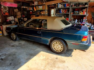 02 93 Chrysler LeBaron Summer of 2019