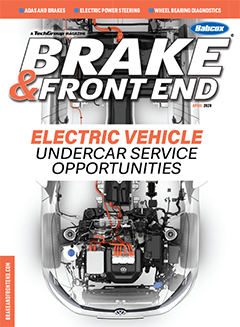 Brake and Front End Magazine