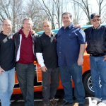 St. Patrick's Car Show in Smithtown